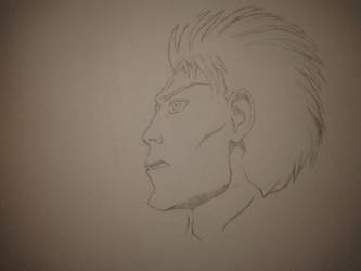 'Realistic' Face Profile, Inspired in Mark Crilley by Lafuentedevictorique