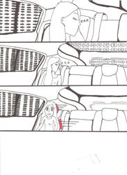 Minicomic (Trying to draw cars) by Lafuentedevictorique