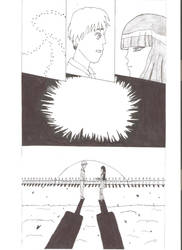 MANGA/COMIC style page by Lafuentedevictorique