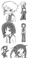 Lamer Chibis by Mikeinel