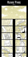 Rose Fire :Page 4: by Mikeinel