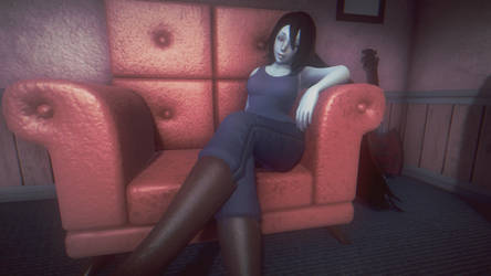 What if Marceline Abadeer was in blah blah blah by Mikeinel