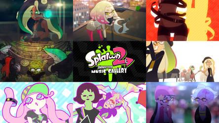 Splatoon 2: Animation Music Video by Mikeinel
