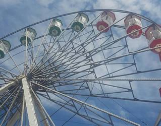 ferris wheel by sphinx96