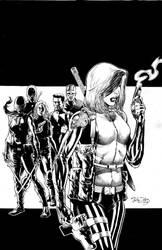 GI JOE ARAH: Silent Option #2 COVER by NethoDiaz