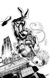 GI JOE A REAL AMERICAN HERO: SILENT OPTION #3 COVE by NethoDiaz