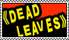 dead leaves stamp by scrungo