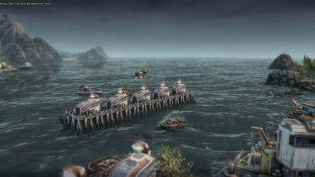Anno 2070 - Out to Sea by ModsReloaded