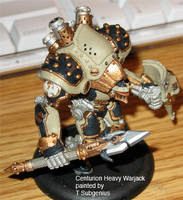 Centurion Heavy Warjack B by t-subgenius