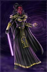 Darth Shedox by Asarea