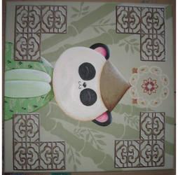 Maitre Panda by pierre2lune