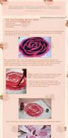 Zashiki's Roses - Tutorial by LazAthaska