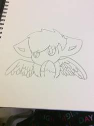 Wings.  by GhostCookies