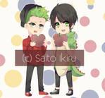 Com. 3 - Dria by SaitoIkiru