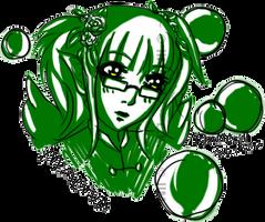 Minerva by llMerill