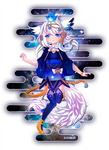 Commission: quaazera by Jinhii