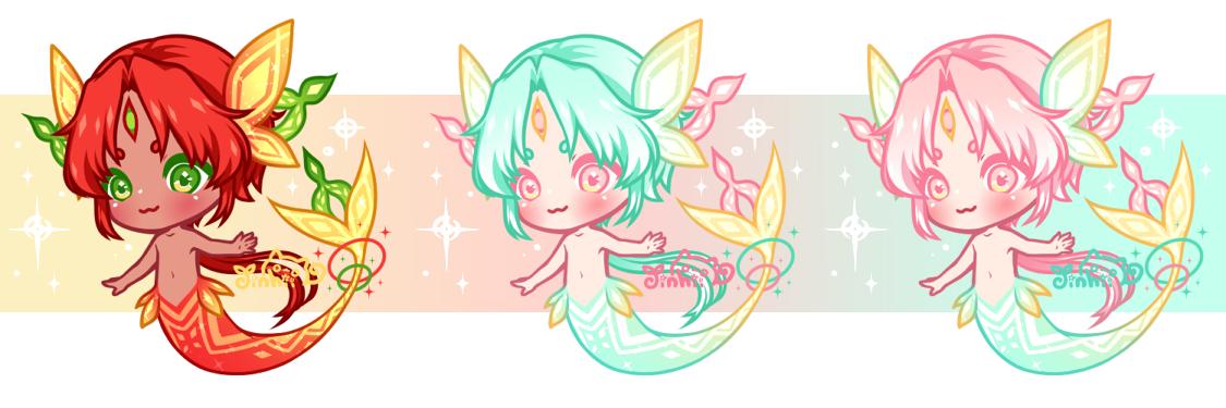 Skyfish Raffle #2 [CLOSED] by Jinhii