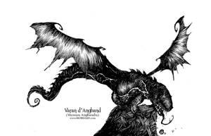 like a dragon by BenBASSO
