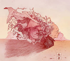 tribute.to.moebius.color.final by BenBASSO