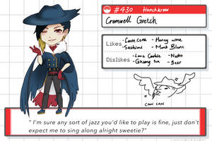 [W-F] Cromwell Gretch by NekoKiyomi