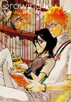 IchiRuki: Growing Old Together by ScreamxStrawberries