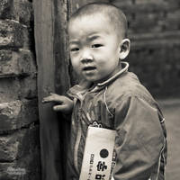 Children of Pingyao -3- by Blazko