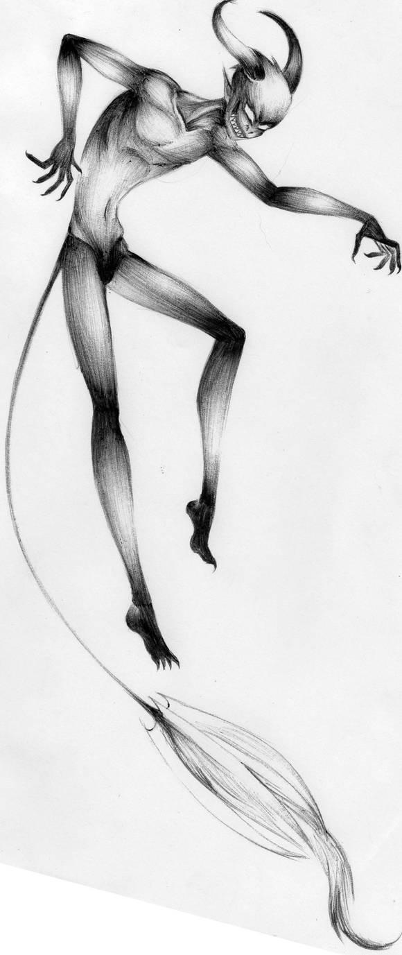 black demon by lucyvalkrie19