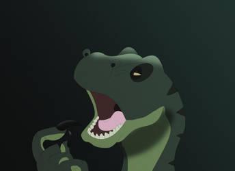 Philosiraptor by purapuss
