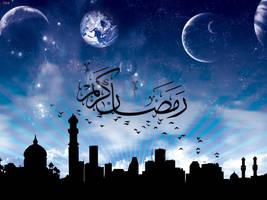 Ramadan Kareem by E-Roub