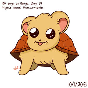 [100 days challenge] Day 34 by Amgneth