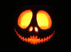 Pumpkin Man by littledesignshop
