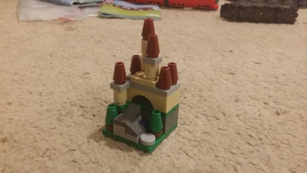 December builds #17: castle by tito00185719