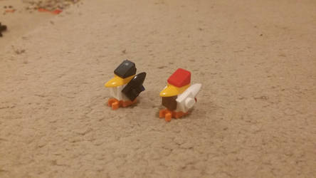 December builds #22: birds by tito00185719