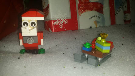 December builds #24: Santa Claus by tito00185719