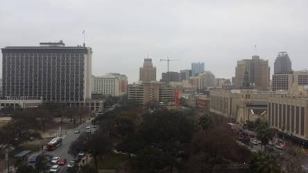 Downtown San Antonio #1 by tito00185719