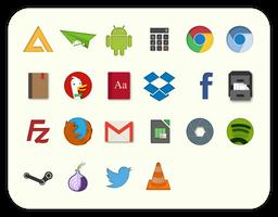 Sunken - Icons by DeadLetterDesign