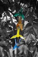 Origami by DeadLetterDesign