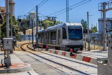 Los Angeles Metro by DeadLetterDesign