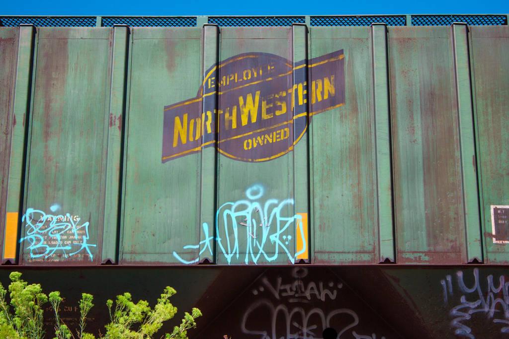Moab Train 3 - NorthWestern by DeadLetterDesign