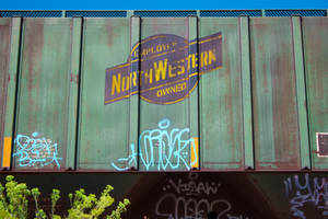 Moab Train 3 - NorthWestern by DeadLetterDesign