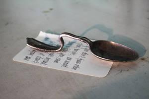 Bent Spoon by DeadLetterDesign