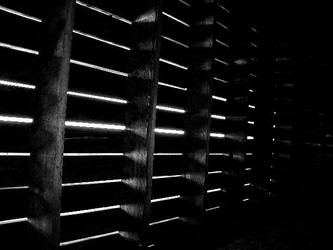 Wooden sunlight by wordsnotreason