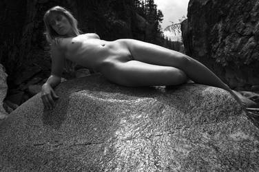 Nude, White River National Forest by iksnek