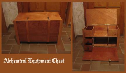 Toolbox of an Alchemist by der-Alchemist