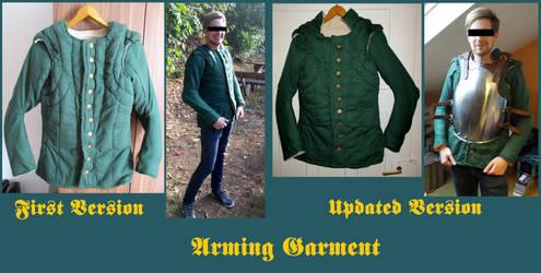 Arming Garment by der-Alchemist