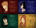 Harry Potter AU by ksmile1313