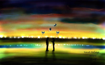 Vivid Feelings by MariaChrystal