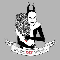 No more fake friends by lauramarcuet