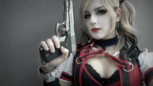 Arkham Knight Harley Quinn Cosplay by Yukki-Strife