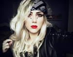 Lady Gaga Cosplay - JUDAS by Yukki-Strife